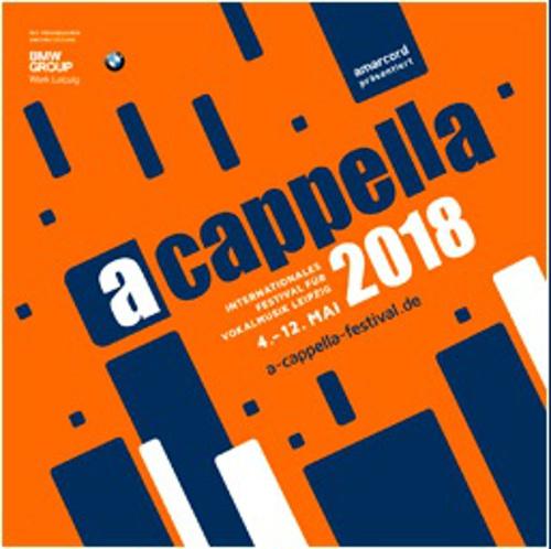 Concurso A Cappella de Leipzig 2018
